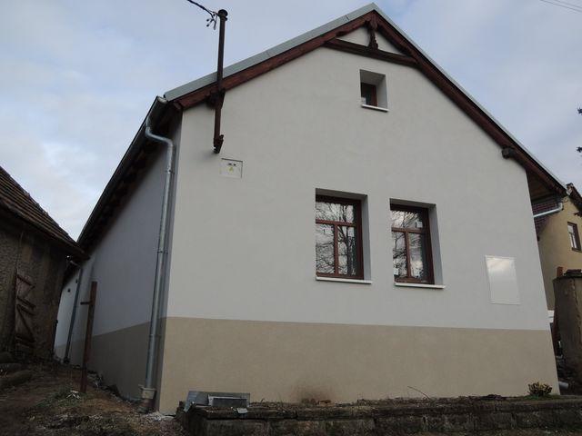 Obrázek 2 pro článek Zateplení starého domu, kamenné-cihelné zdivo, Přišimasy