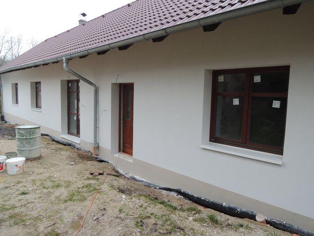 Obrázek 4 pro článek Zateplení starého domu, kamenné-cihelné zdivo, Přišimasy