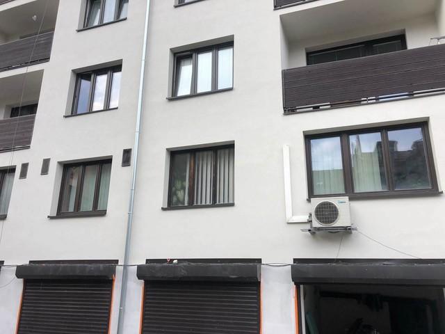 Obrázek 3 pro článek Report z realizace omítkového souvrství BD pomocí systému Ceresit a obnovy balkonů