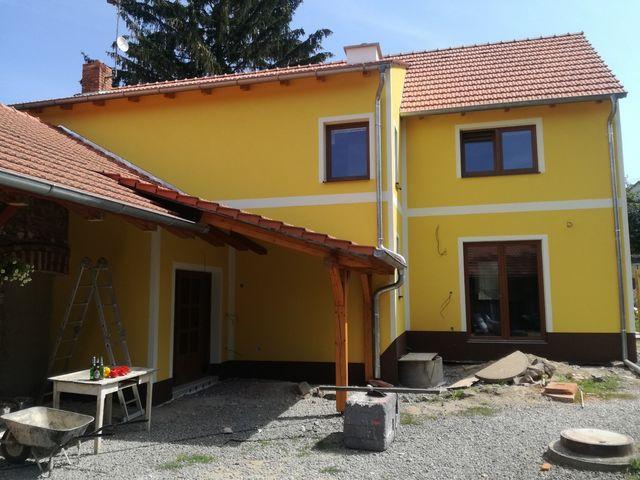 Obrázek 3 pro článek Zateplení fasády starého domu po rekonstrukci ORLOVICE