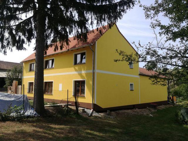 Obrázek 2 pro článek Zateplení fasády starého domu po rekonstrukci ORLOVICE
