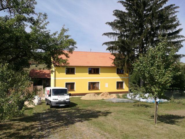Obrázek 6 pro článek Zateplení fasády starého domu po rekonstrukci ORLOVICE