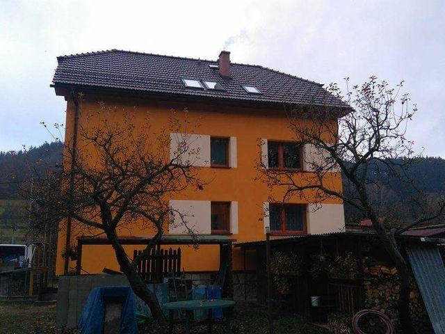 Obrázek 3 pro článek Zateplení fasády rodinného domu FENOLICKOU PĚNOU | ROKYTNICE