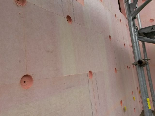 Obrázek 4 pro článek Zateplení fasády rodinného domu FENOLICKOU PĚNOU | ROKYTNICE