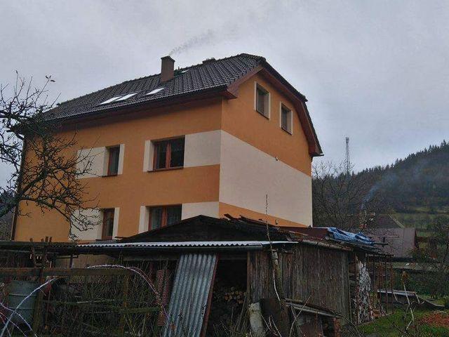 Obrázek 5 pro článek Zateplení fasády rodinného domu FENOLICKOU PĚNOU | ROKYTNICE