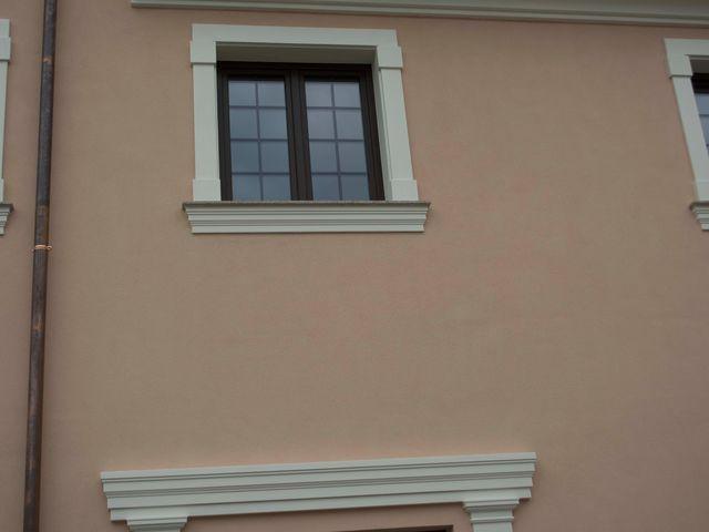 Obrázek 6 pro článek Dodatečné tvarové dekorativní prvky na fasádě