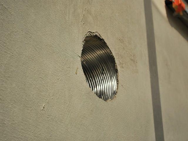 Obrázek 5 pro článek Větrací prostupy a mřížky na zateplené fasádě