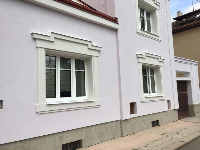 Obrázek 3 pro článek Zateplení fasády starého domu s dekorativními prvky