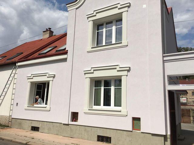 Obrázek 7 pro článek Zateplení fasády starého domu s dekorativními prvky