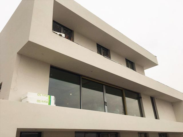 Obrázek 5 pro článek Report z realizace zateplení moderní novostavby RD polystyrenem