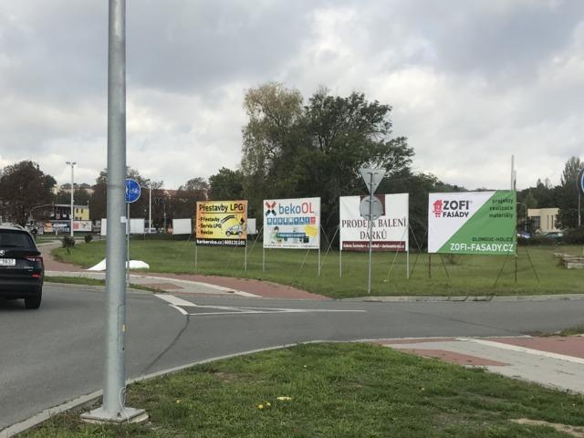Obrázek 5 pro článek Jde nás vidět. Nové  ZOFI bannery v Olomouci.