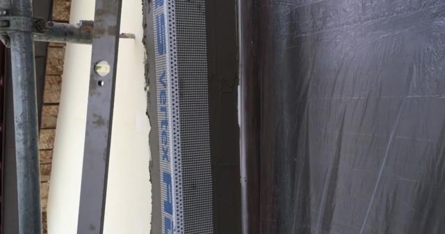 Obrázek 1 pro článek Rohové fasádní lišty pro správné vytvoření rohů na fasádě