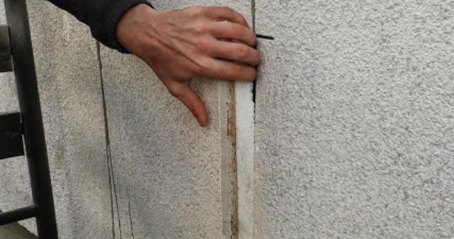 Obrázek 1 pro článek Životnost polystyrenu v zateplovacím systému po 25 letech