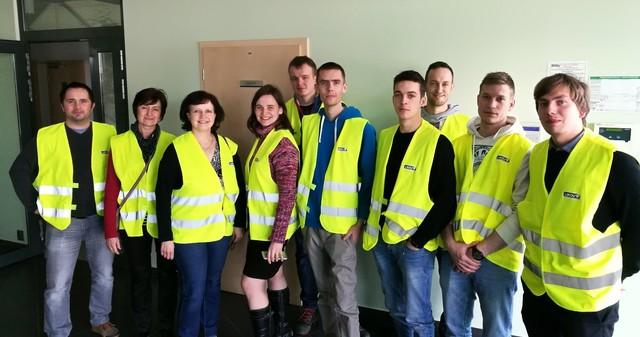 Obrázek 1 pro článek Pracovníci ZOFI na školení ve výrobním závodě LIKOV