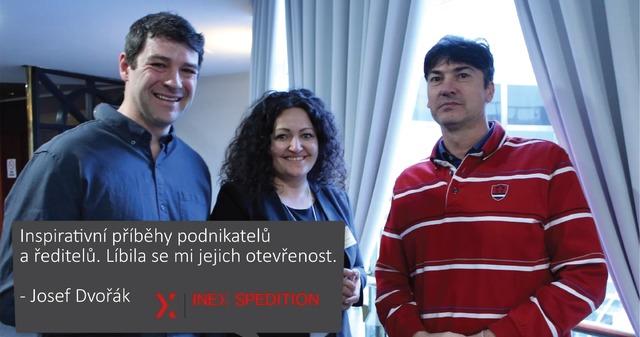 Obrázek 1 pro článek Roman prezentoval na setkání podnikatelů - FOTO/VIDEO REPORT