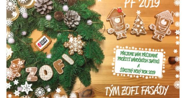 Obrázek 1 pro článek Šťastné a veselé vánoce přeje ZOFI