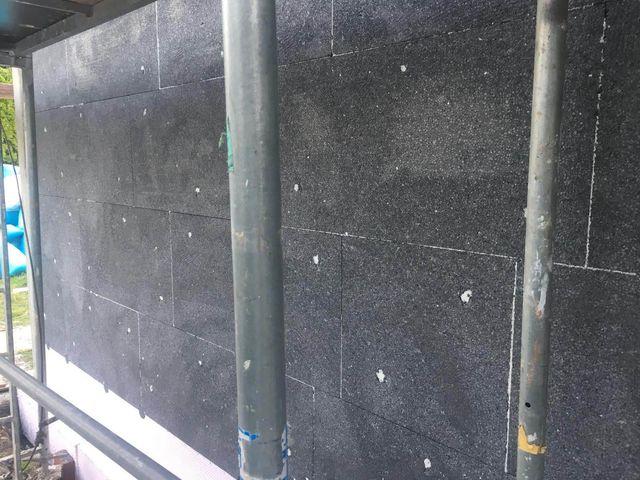 Obrázek 6 pro referenci Zateplení fasády RD šedým polystyrenem Hostavice | STAVBA 181033
