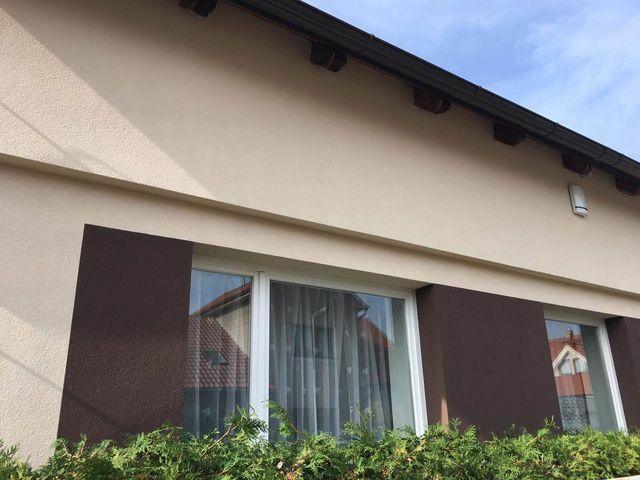 Obrázek 2 pro referenci Zateplení fasády RD šedým polystyrenem Kladno | STAVBA 181020