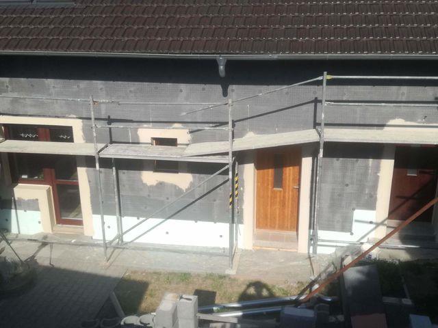 Obrázek 2 pro referenci Paropropustné zateplení fasády RD Neslovice | STAVBA 182019