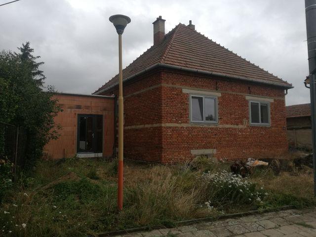 Obrázek 5 pro referenci Zatepleni fasády starého domu šedým polystyrenem Želeč | STAVBA 182026