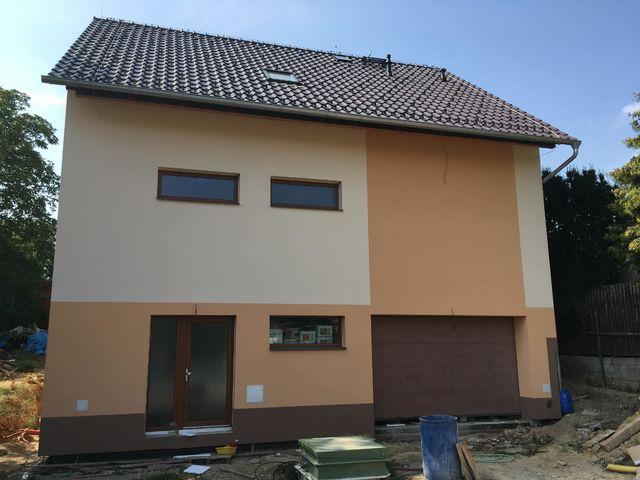 Obrázek 3 pro referenci Zateplení novostavby fasádní vatou Dvorek u Laškova | STAVBA 182016
