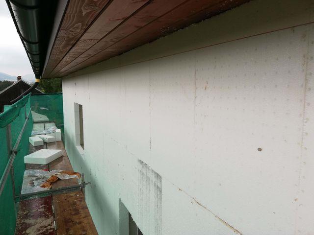 Obrázek 2 pro referenci Paropropustné zateplení fasády RD Nošovice | STAVBA 182011