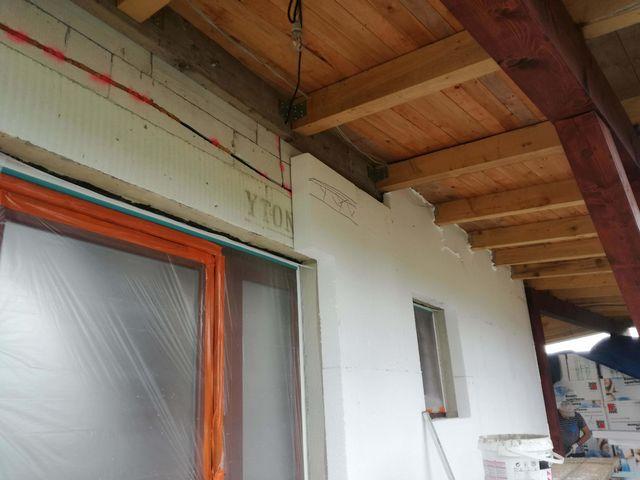 Obrázek 3 pro referenci Paropropustné zateplení fasády RD Nošovice | STAVBA 182011