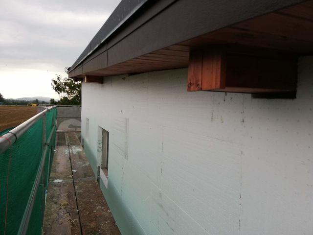 Obrázek 5 pro referenci Paropropustné zateplení fasády RD Nošovice | STAVBA 182011