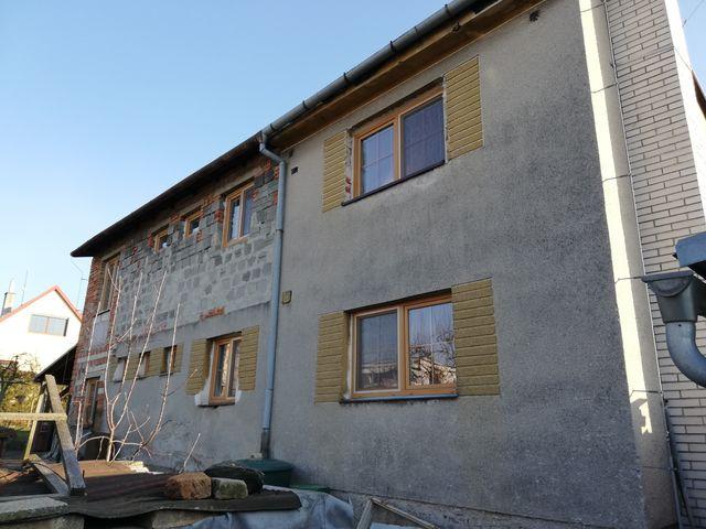 Obrázek 2 pro referenci Zateplení fasády RD děrovaným polystyrenem Tovéř | STAVBA 192017