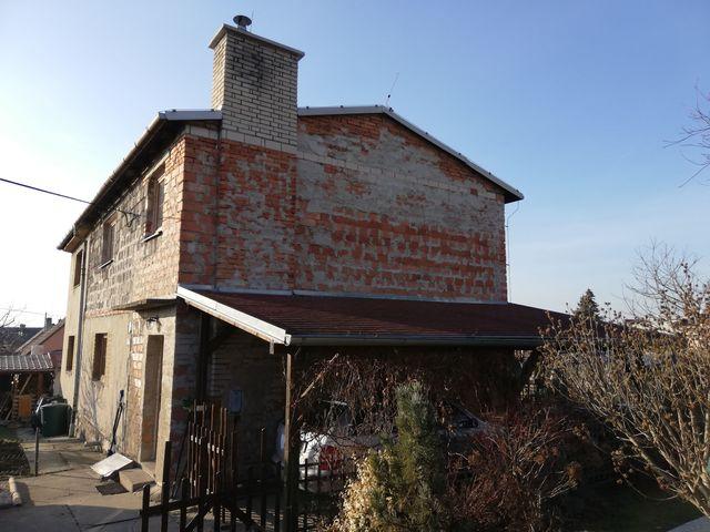 Obrázek 3 pro referenci Zateplení fasády RD děrovaným polystyrenem Tovéř | STAVBA 192017