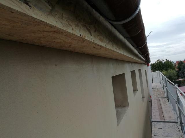 Obrázek 5 pro referenci Zateplení fasády RD děrovaným polystyrenem Tovéř | STAVBA 192017