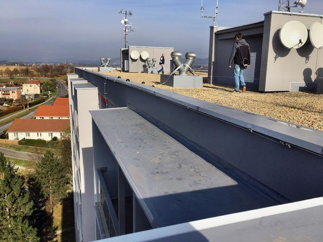 Obrázek 4 pro referenci Projekt revitalizace bytového domu | Mohelnice