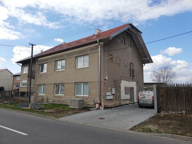 Obrázek 2 pro referenci Realizace zateplení fasády RD šedým polystyrenem Olomouc | STAVBA 192028