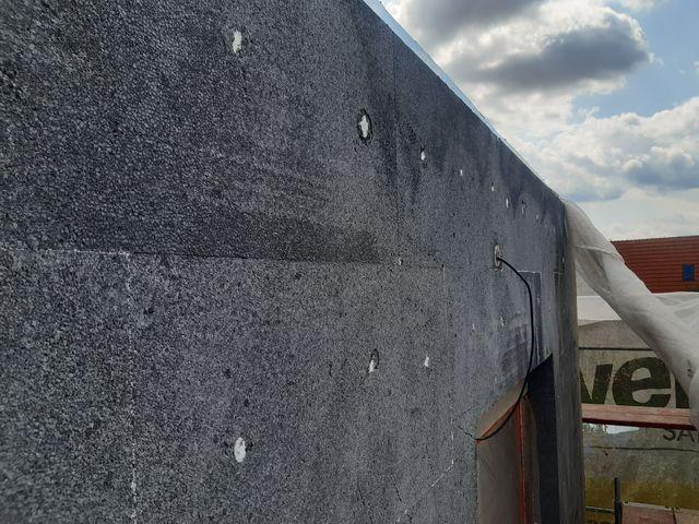Obrázek 5 pro referenci Realizace zateplení fasády RD šedým polystyrenem Lošov | STAVBA 192031