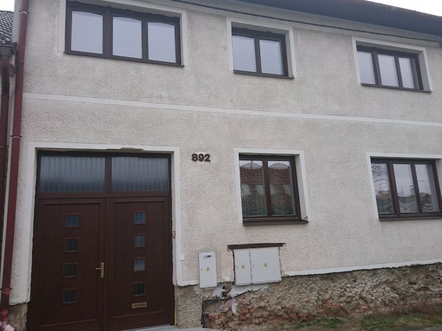 Obrázek 6 pro referenci Zateplení fasády RD šedým polystyrenem Kojetín | STAVBA 192006