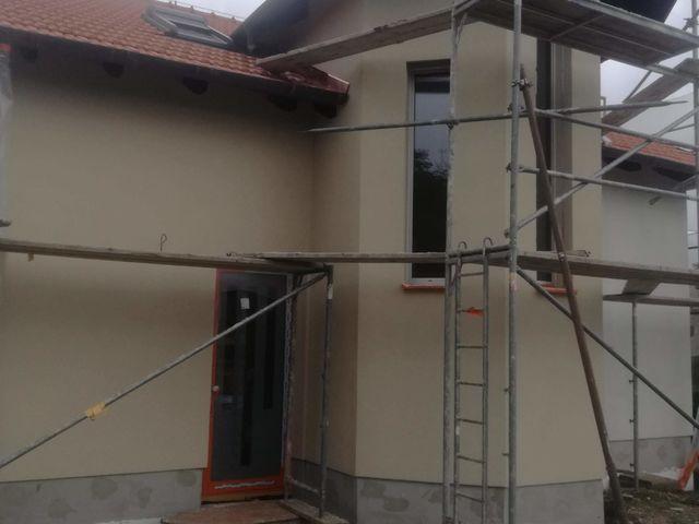 Obrázek 3 pro referenci Realizace zateplení fasády RD bílým polystyrenem Moravany | STAVBA 182004