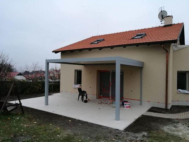 Obrázek 5 pro referenci Realizace zateplení fasády RD bílým polystyrenem Moravany | STAVBA 182004