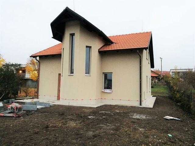 Obrázek 2 pro referenci Realizace zateplení fasády RD bílým polystyrenem Moravany | STAVBA 182004