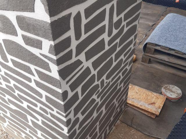 Obrázek 3 pro referenci Realizace zateplení fasády RD šedým polystyrenem Hrabišín | STAVBA 182017