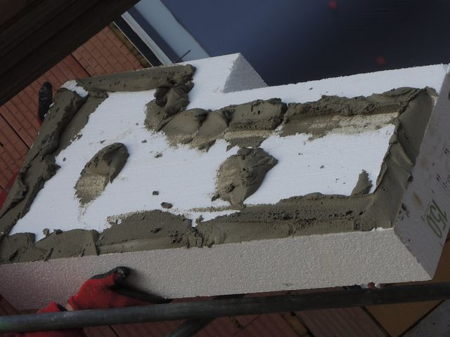 Obrázek 4 pro referenci Zateplení novostavby RD bílým fasádním polystyrenem Kunice | STAVBA 181014