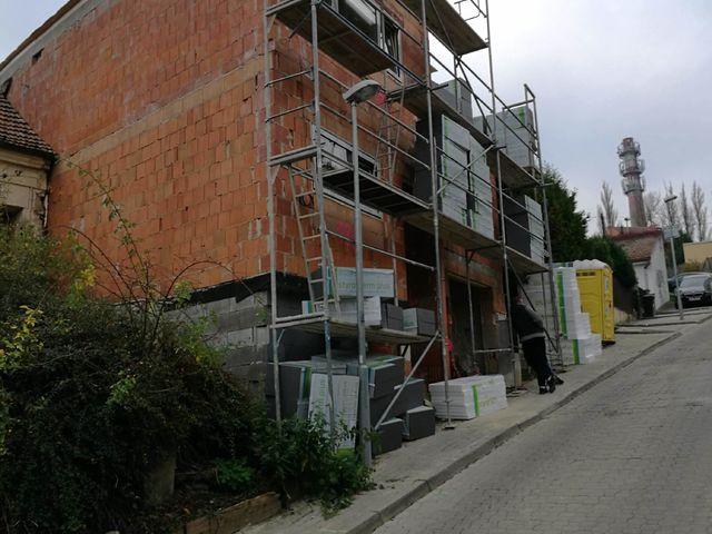 Obrázek 2 pro referenci Realizace zateplení fasády RD šedým polystyrenem Brno | STAVBA 182032