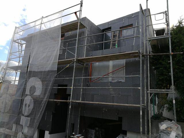Obrázek 4 pro referenci Realizace zateplení fasády RD šedým polystyrenem Brno | STAVBA 182032