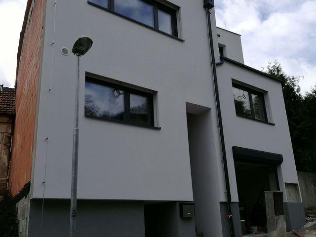 Obrázek 5 pro referenci Realizace zateplení fasády RD šedým polystyrenem Brno | STAVBA 182032
