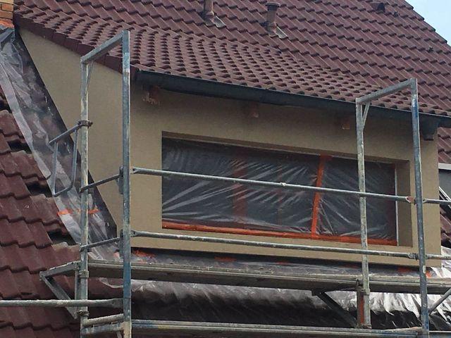 Obrázek 2 pro referenci Realizace zateplení fasády RD paropropustným EPS Nový Jáchymov | STAVBA 181030