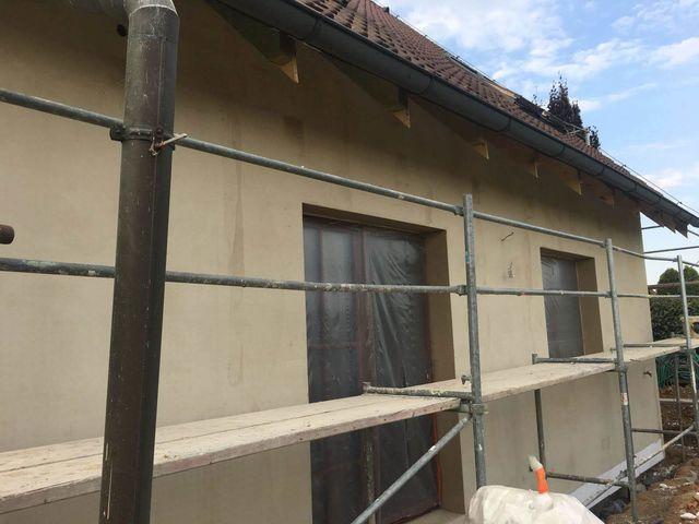 Obrázek 5 pro referenci Realizace zateplení fasády RD paropropustným EPS Nový Jáchymov | STAVBA 181030