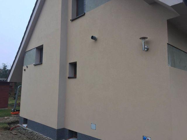 Obrázek 6 pro referenci Realizace fasády RD grafitovým polystyrenem Třtice   STAVBA 181031