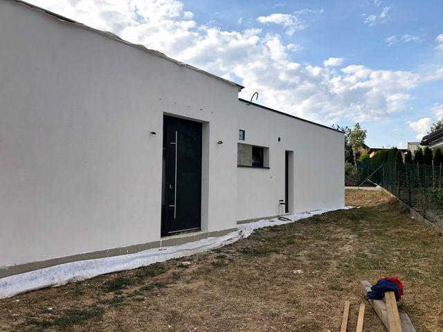 Obrázek 2 pro referenci Realizace zateplení fasády RD  šedým polystyrenem Bradlec | STAVBA 181039