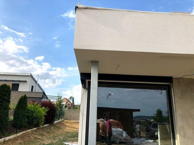 Obrázek 4 pro referenci Realizace zateplení fasády RD  šedým polystyrenem Bradlec | STAVBA 181039