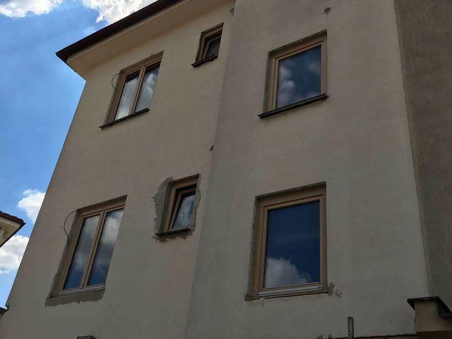 Obrázek 3 pro referenci Realizace zateplení fasády RD systém NEW THERM Praha | STAVBA 181004