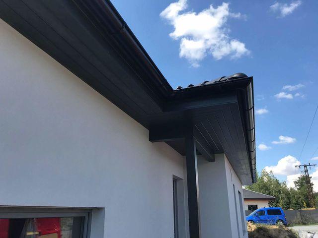 Obrázek 3 pro referenci Zateplení novostavby RD bílým fasádním polystyrenem Louňovice | STAVBA 181016